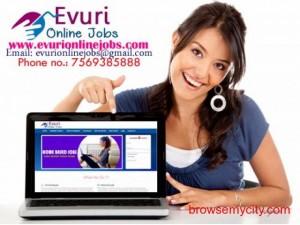 Evuri online jobs