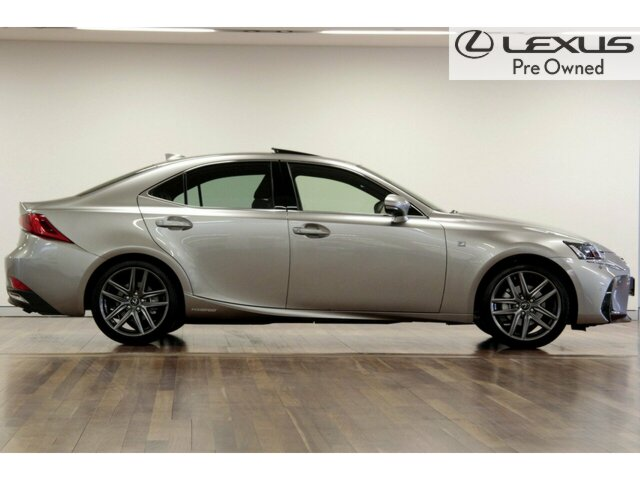 2017 LEXUS IS300H F SPORT SEDAN