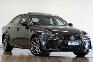 2017 LEXUS IS350 F SPORT SEDAN
