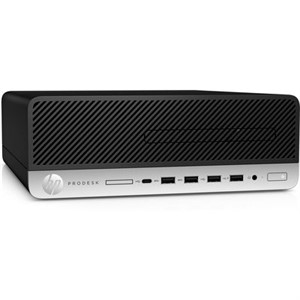 HP 600 ProDesk G3 SFF, i5-7500, 8GB, 256