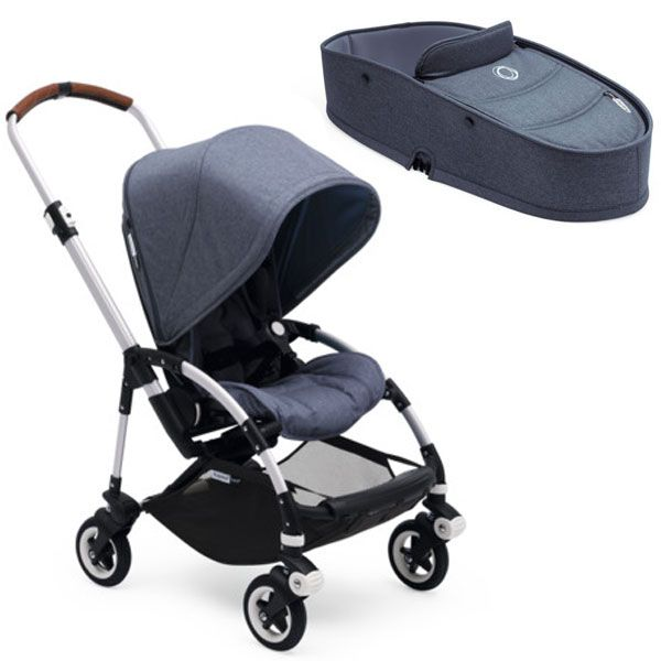 Bugaboo Bee5 + Bassinet