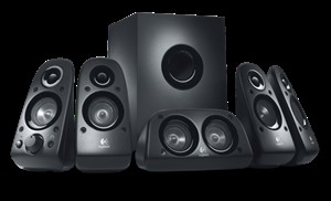 Logitech Surround Sound Speakers Z506 St