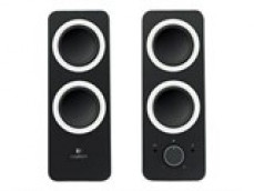 Logitech z200 Multimedia Speakers - Midn