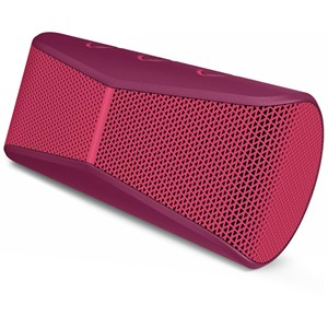 X300 Mobile Speaker - Red / Red Grill -