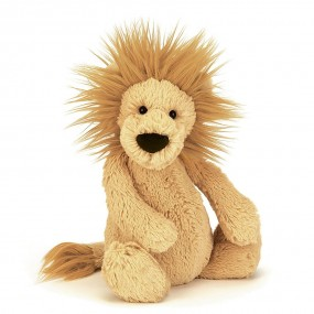 JELLYCAT MEDIUM BASHFUL LION - H31CM