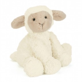 JELLYCAT MEDIUM FUDDLEWUDDLE LAMB - H23C