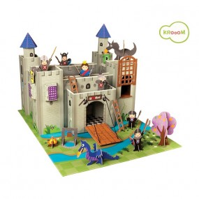 KROOOM ARTUR - KNIGHTS CASTLE PLAYSET