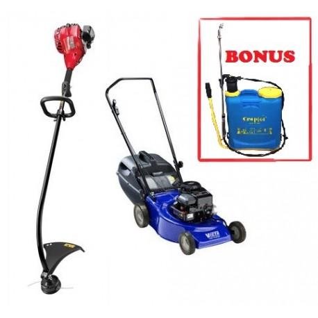 4 Stroke Lawn Mower for rent $23.50 per week