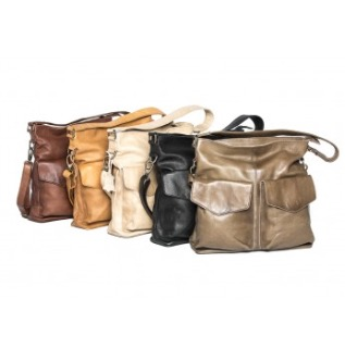 Albany Leather Handbag