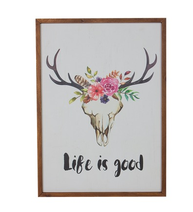Life is Good - Wall Hanging
