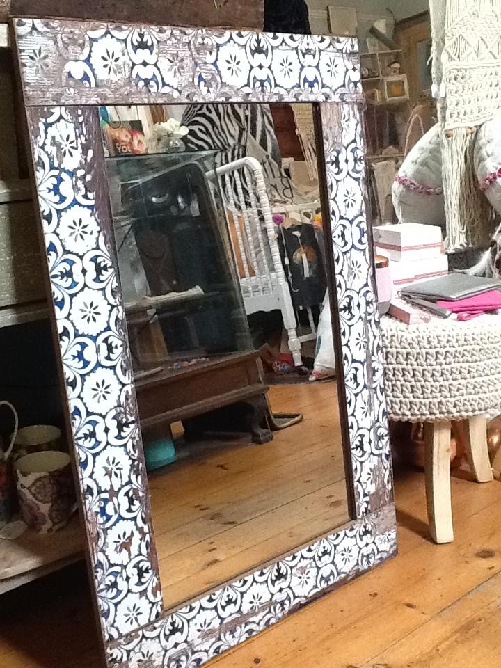 Moroccan Rectangular Mirror