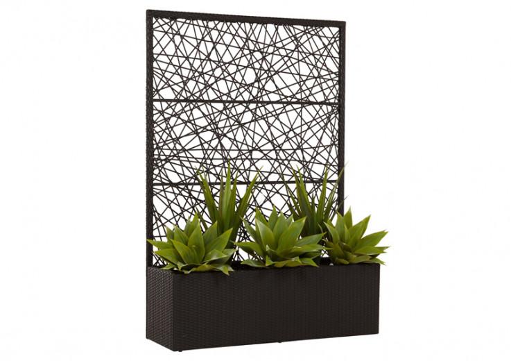 PLANTER BOXES & FAUX PLANTS