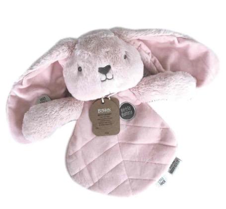 Betsy Bunny & Beck Bunny Comforter - Pin