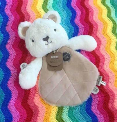 Byron Bear Comforter