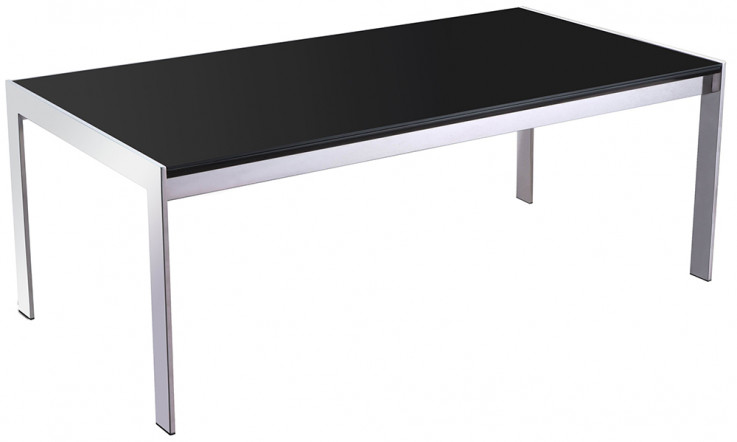 Express Large Glass Coffee Table
