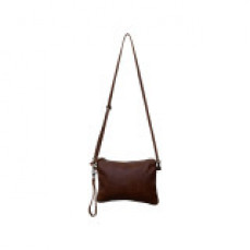 Cargo Leather Bag with Strap