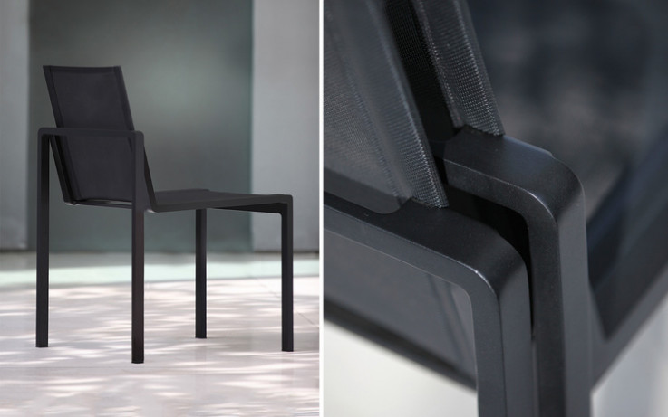 Alura Dining Chair by Royal Botania