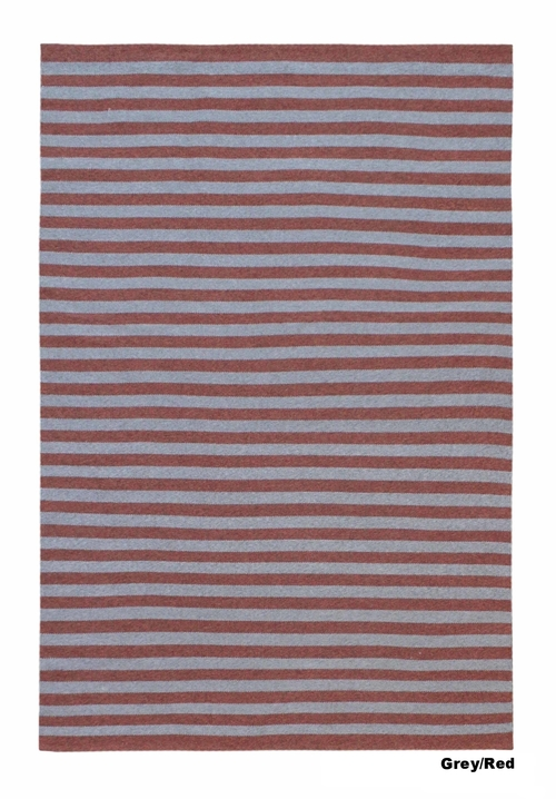 The Stripes Collection Outdoor Rugs