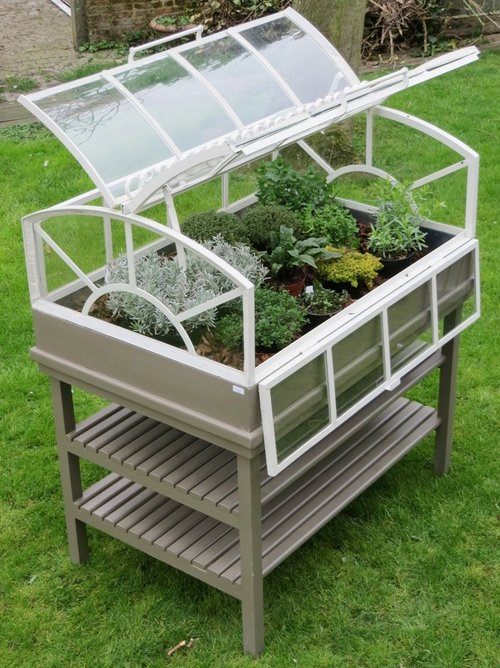 Portable Glass Houses
