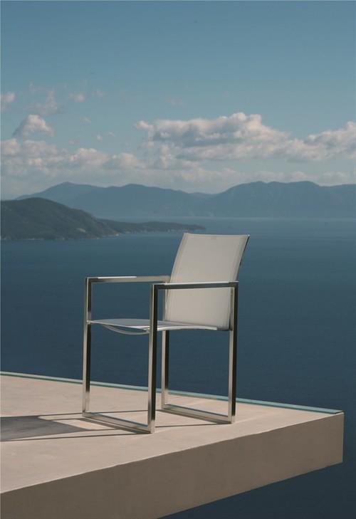 Ninix Dining Chair by Royal Botania