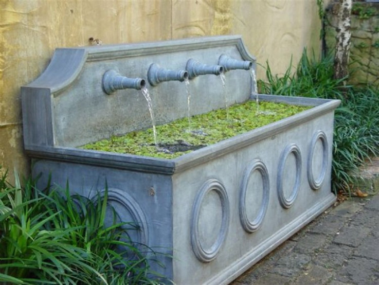 Lead Water Trough