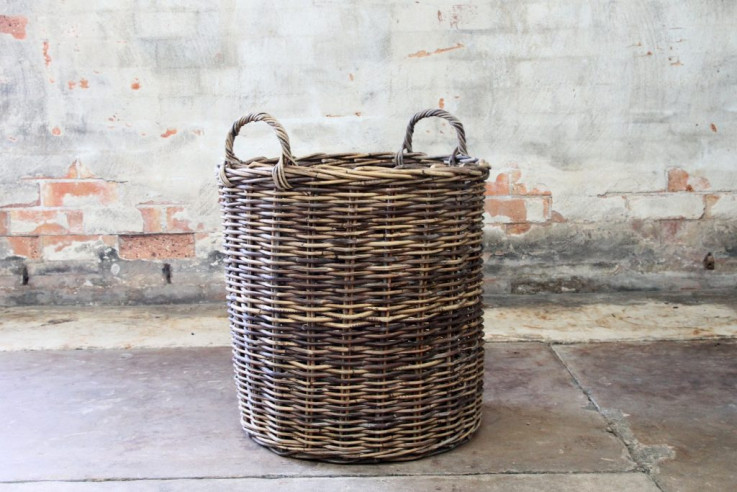 Woven Basket 5 Oiled
