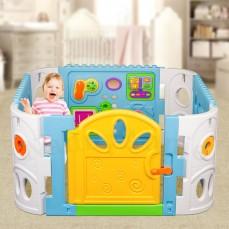 Baby Playpen - Interactive Baby Room Pla