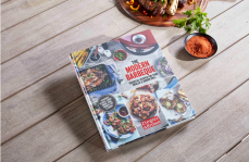 The Modern Barbeque Cookbook by Ziegler