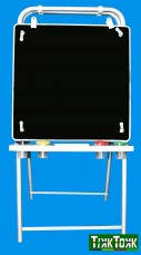 Art Easel Childrens 3 in 1 Metal Activit