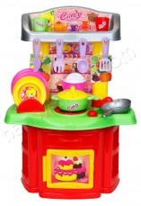 Candy Chef Kitchen | Toy Kichen with Pot