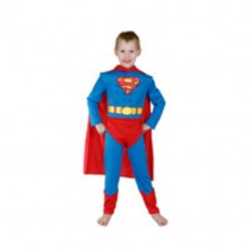 Superman Premium Dress up Costume (size
