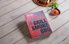 Grill Smoke BBQ Cookbook