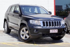 2012 Jeep Grand Cherokee WK Laredo Wagon