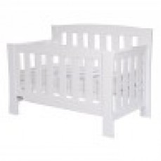 Tasman Eco Amore Cot to Double Bed - Fac