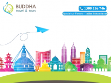 Book the Best Airfare to India and Get Ready for an Adventure