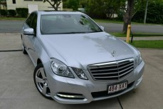 2010 Mercedes-benz E250 Cdi BLUEEFFICIEN