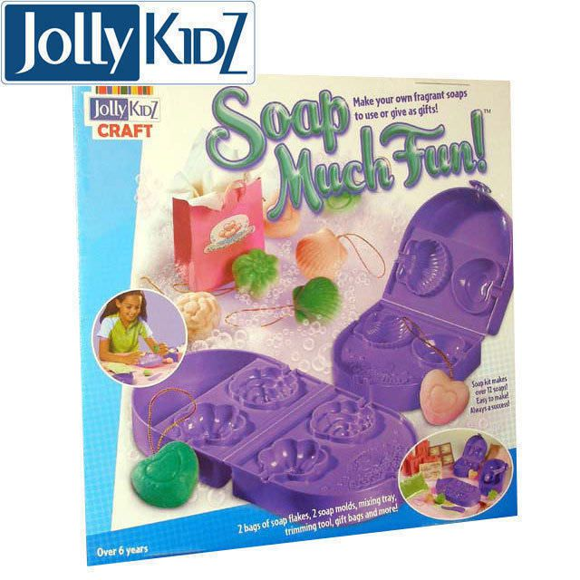Jolly KidZ Craft Kit - Soap Much Fun