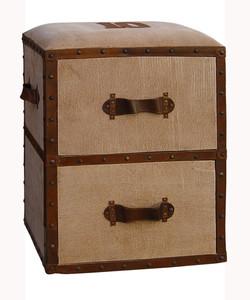 Storage Box w/ 2 drawers