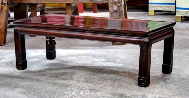 Antique Chinese Style Small Tea Table