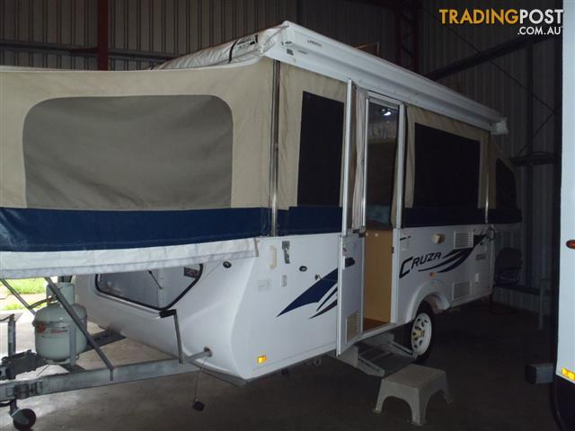 2012 ROMA CRUZA OFF ROAD 6 BERTH WIND UP
