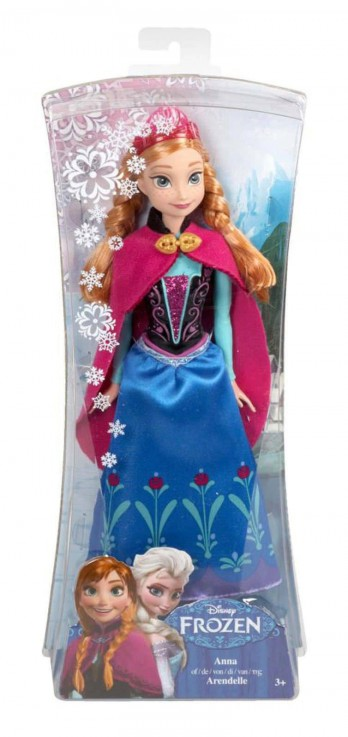 Disney Frozen - Anna of Arendalle Sparkl