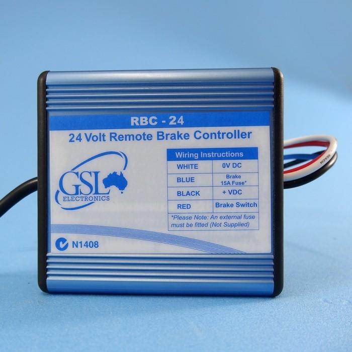 BRAKE CONTROLLER - 24v (GSL)