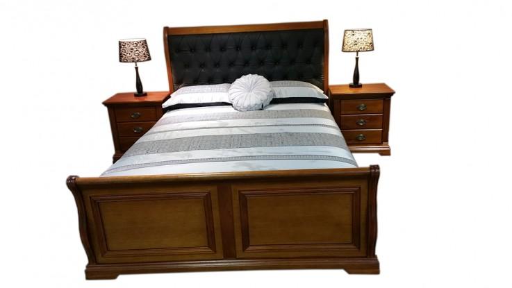 Adelaide Sleigh Bedroom Suite