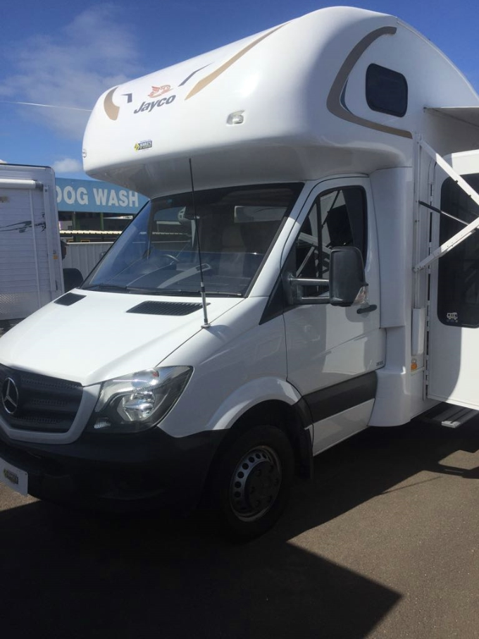 JAYCO CONQUEST (2016)