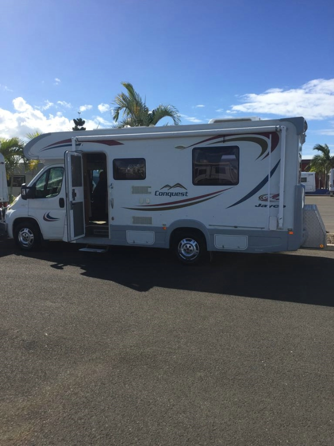 JAYCO CONQUEST 23 ft (2008)