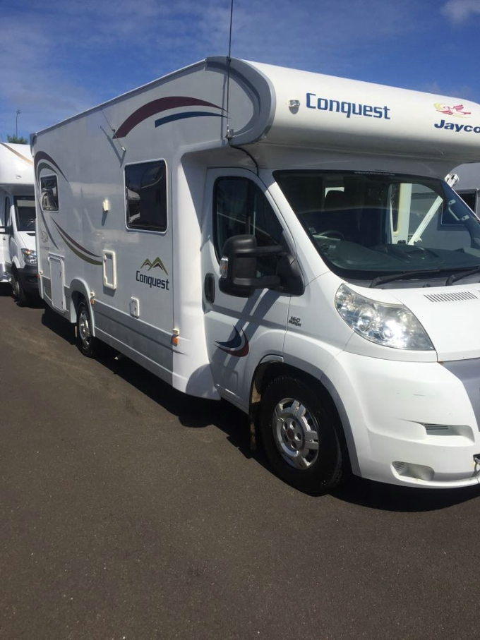 JAYCO CONQUEST FD 23.2 (2008)