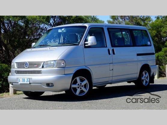 2004 Volkswagen Caravelle GLS T4