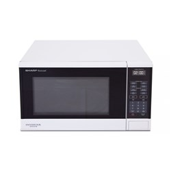 SHARP R350YW MICROWAVE OVEN White - 320m