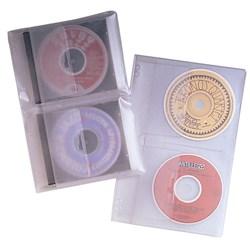 FELLOWES BINDER SHEET CD PACK 3.5 Inch -