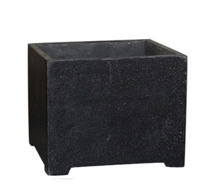 PLANTER BOX - Black Medium